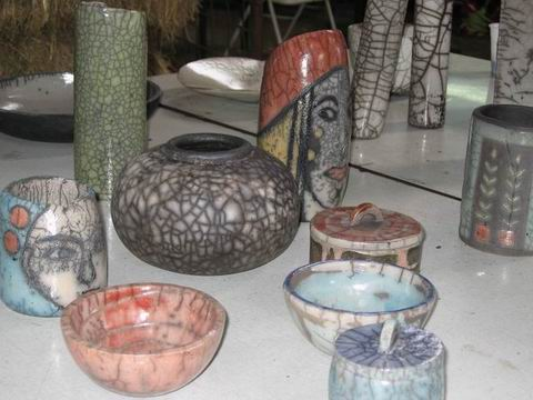 Sample Raku objects