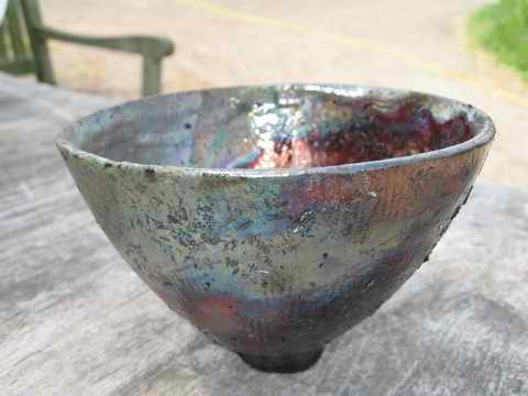 Sample Raku object